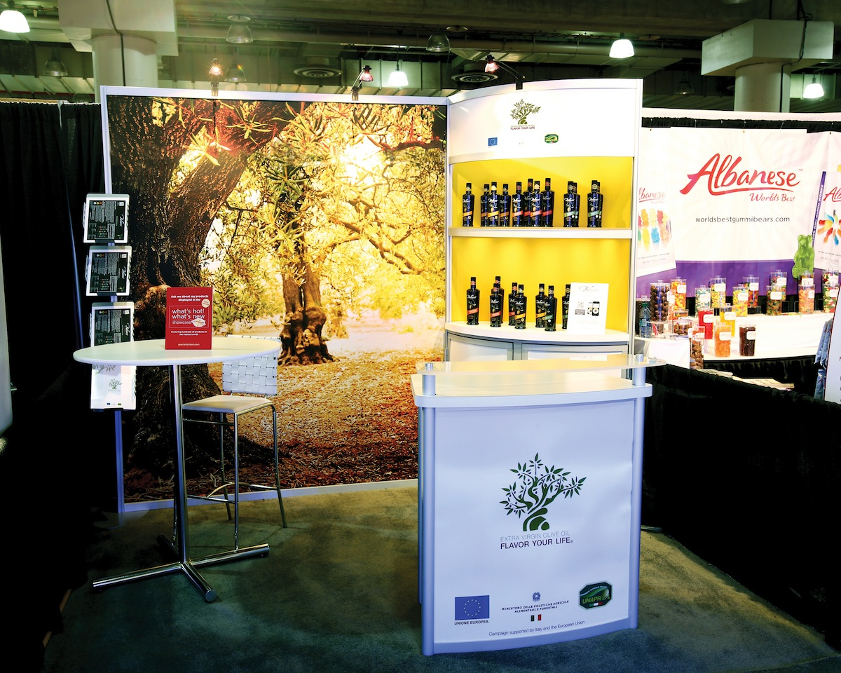 Food Exhibition Booth Design : Picture s of the week unaprol bellucci tradeshow